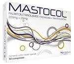 Mastocol 200mg+20mg 30cpr